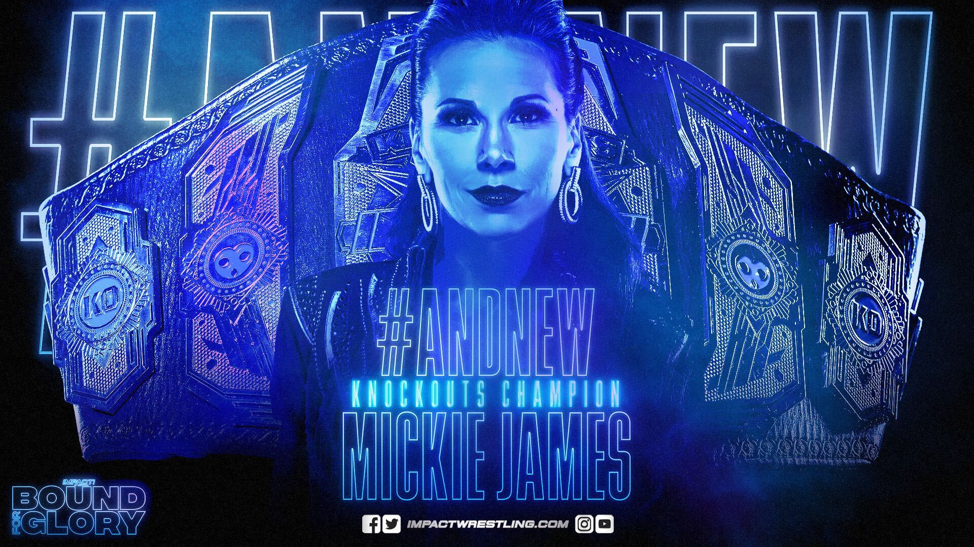 Bound For Glory 2021: Former WWE Stars Win Title And Make Records 40
