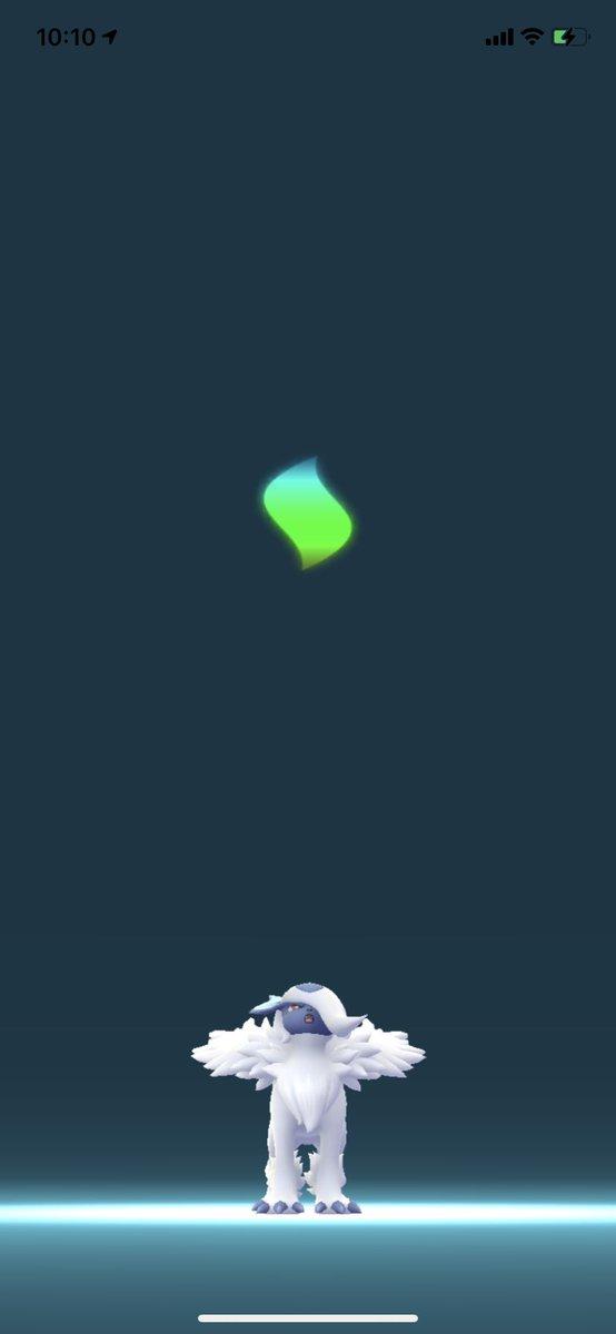 test ツイッターメディア - ポケモンGO こないだGETした個体値100のアブソルをメガアブソルに進化させました。 #ポケモンGO #メガアブソル #個体値100 https://t.co/NAOtAwLBKg