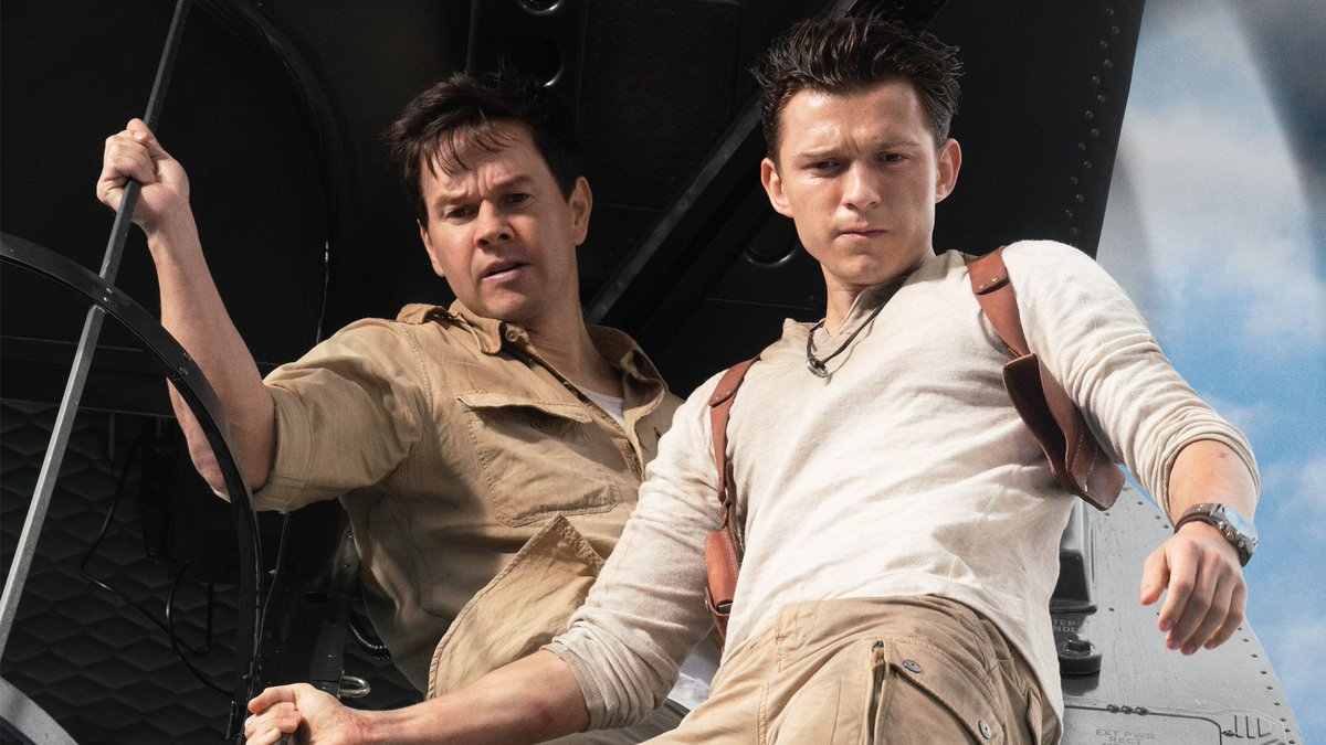 Uncharted's first movie trailer is full of very familiar action