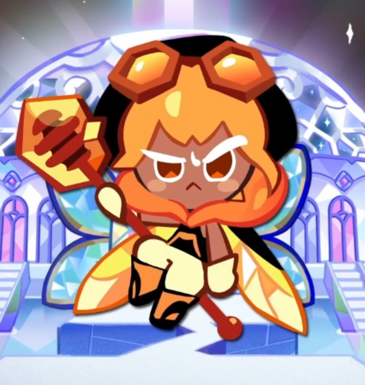 amber sugar cookie appreciation post because ive known about them for less than fifteen minutes but id die for them #cookierun https://t.co/LxbCxHMMj5.