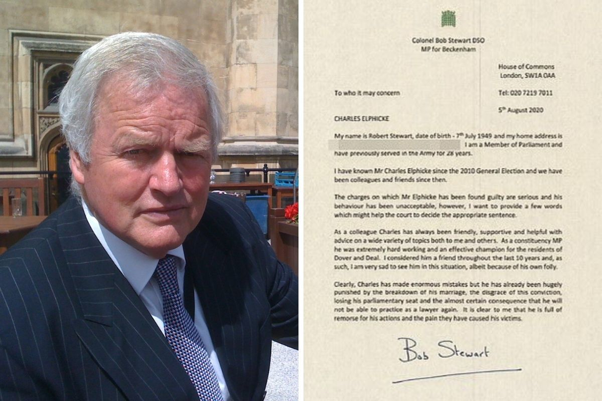 Bob Stewart my local MP voted to allow water companies to pour raw sewage into our seas and rivers. Previously he said his colleagues guilty verdict for 3 counts of sexual assault as folly- he couldn't give a shit proper knob head #TorySewageParty #ToryCorruption  #BrexitReality