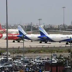 Image for the Tweet beginning: Don't miss your flights! Delhi