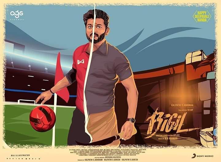 Fan MaDe DesıGn 🥵💥#2YrsOfIndustryHitBigil #Master #Beast #Thalapathy66 @actorvijay https://t.co/8s6ACqsmLb.