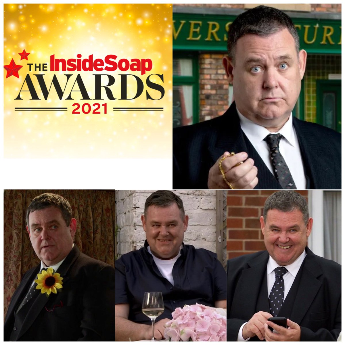A little reminder folks that voting closes for the @InsideSoapMag Awards at noon on Friday 29th Oct!! PLEASE pop over to give the FABULOUS Mr @TonyMaudsley1 your votes in the BEST NEWCOMER category for @itvcorrie!! Thank you!! ❤️🙏🏼 ➡️ hearstdigital.wufoo.com/forms/z805lj11… #George #Corrie
