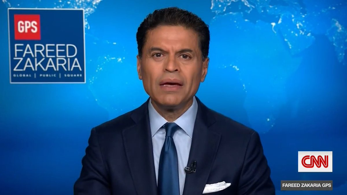 'We are headed for global energy crisis,' says @FareedZakaria.  'The simplest explanation is the demand for energy is currently exceeding supply...but there is one common cause...we do not have sufficient green energy today to replace fossil fuels. We will, but not today.'