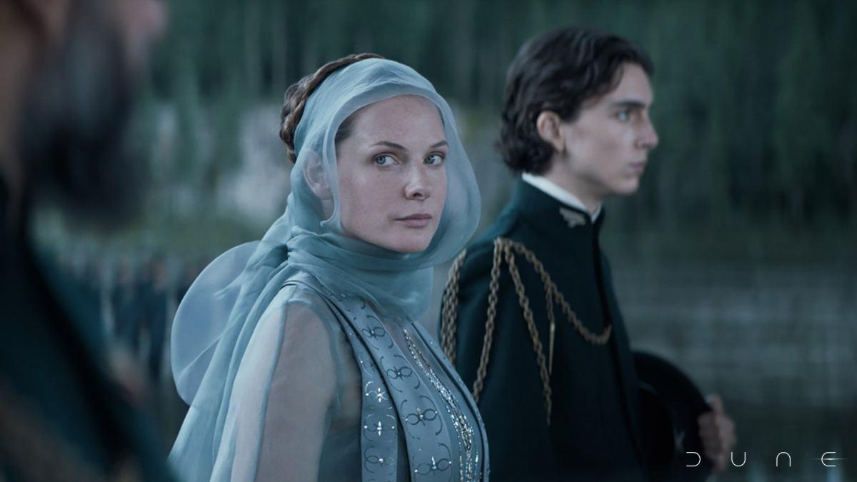 Dune's Rebecca Ferguson Talks Lady Jessica's True Power