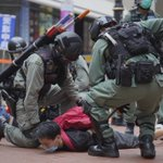 Image for the Tweet beginning: #Chinazi  #China_is_terrorist  #ChinaLiedPeopleDied  #HongKongPoliceTerrorism  #HongKongIsNotChina