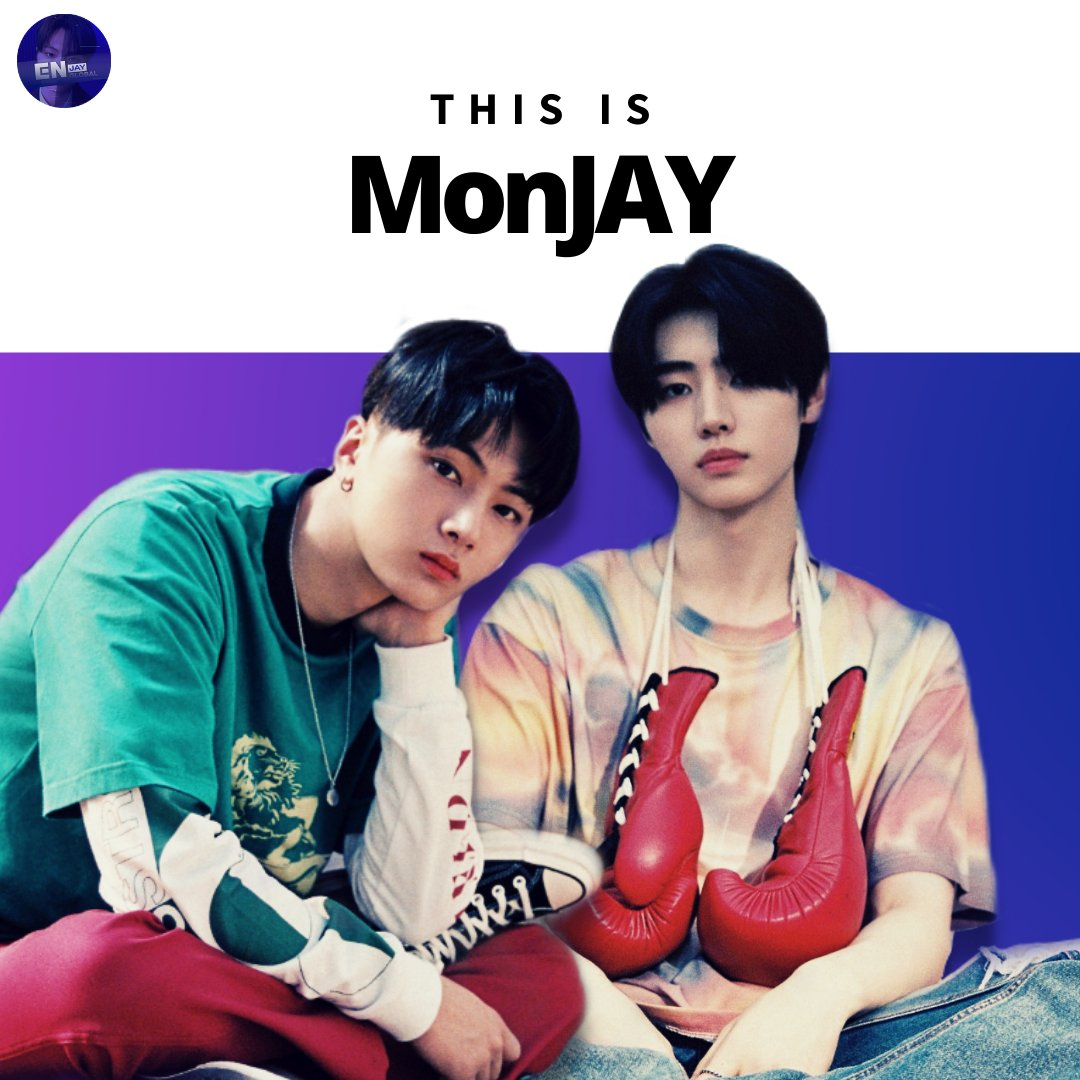 Good morning 🔀!  Let's stream Jay's & Hoon's fancams while prepping for class/work or if you're on the other side of the pond, unwind from the day with JayHoon!  #ENHYPEN #엔하이픈 @ENHYPEN_members @ENHYPEN
