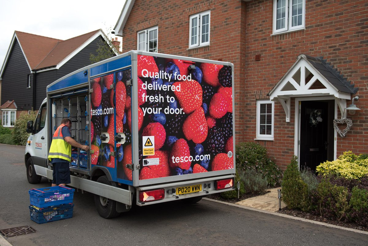 Grocery chain Tesco suffers two-day outage following hack