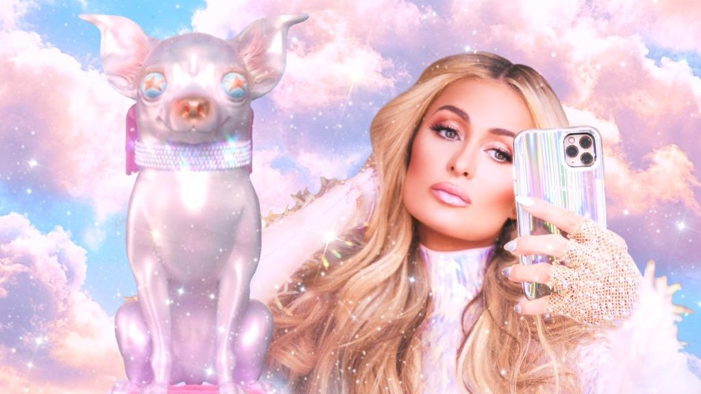 Paris Hilton, Sotheby's Metaverse Marketplace Üzerinden #NFT Koleksiyonunu tanıttı.