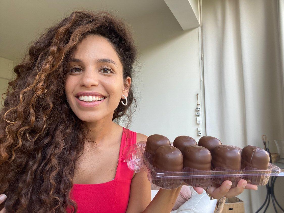 كريمبو الحلوى الشتوية المفضلة لدى الإسرائيليين. ما اسم هذه الحلوى في