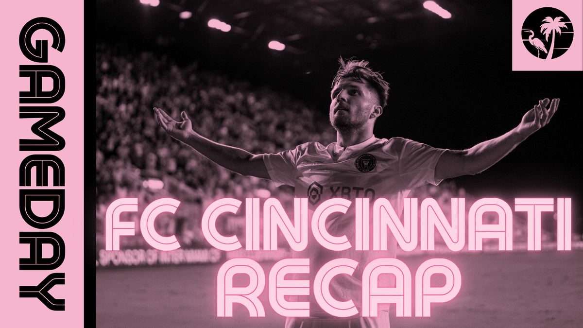 A recap of a historic night at DRV PNK Stadium from pitchside and a look at the numbers.  Watch here: https://t.co/RqWYNMIaqQ  #InterMiamiCF #LaFamiliaIMCF https://t.co/GqrUCS3kXc.