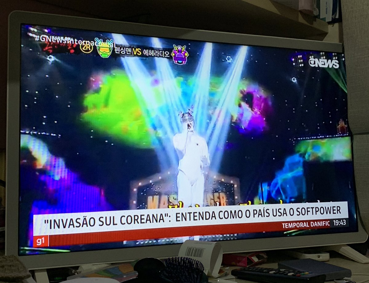 masked singer jungkook what are you doing on the news https://t.co/pOBfMJPOIT