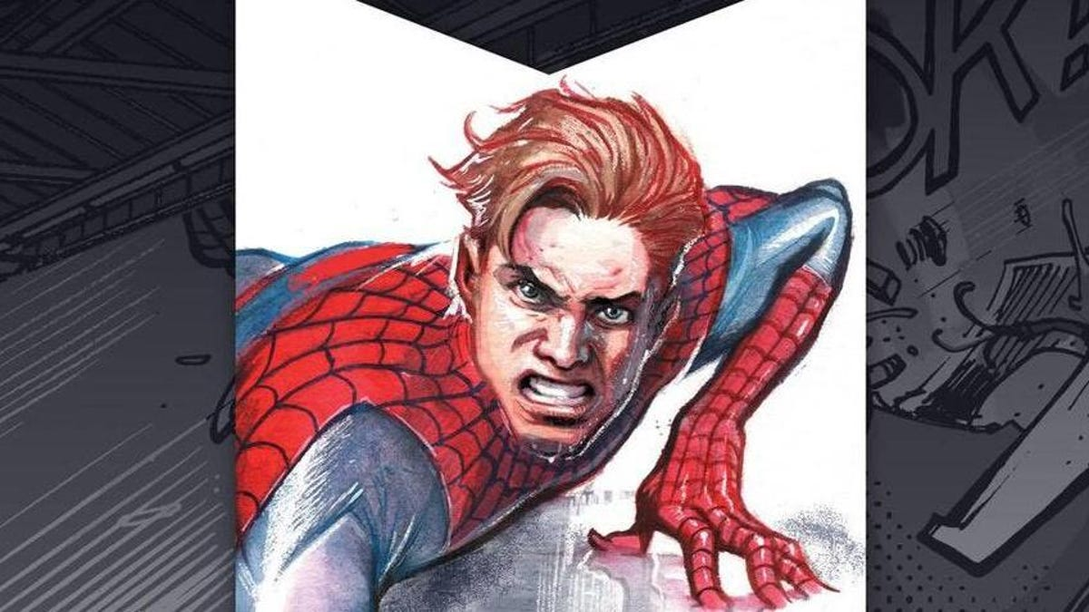 Spider-Man's Got a New Comic With a Creepy as Hell Theme Song