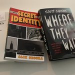 Image for the Tweet beginning: My recent book mail is