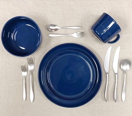Need to get onboard?? We've got you covered with DOUBLE LINE Cobalt👌 #SimpleElegantAffordable 💻  #dinnerware #chef #chefs #chefstalk #cuisine #instagood #instafood #swag #wholesale #lifestyle #foodism #foodstagram