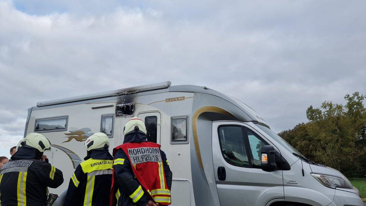 test Twitter Media - Kleinbrand in Wohnmobil ruft Feuerwehr auf den Plan https://t.co/IoWZTHsPyq https://t.co/mFxKhpTioi