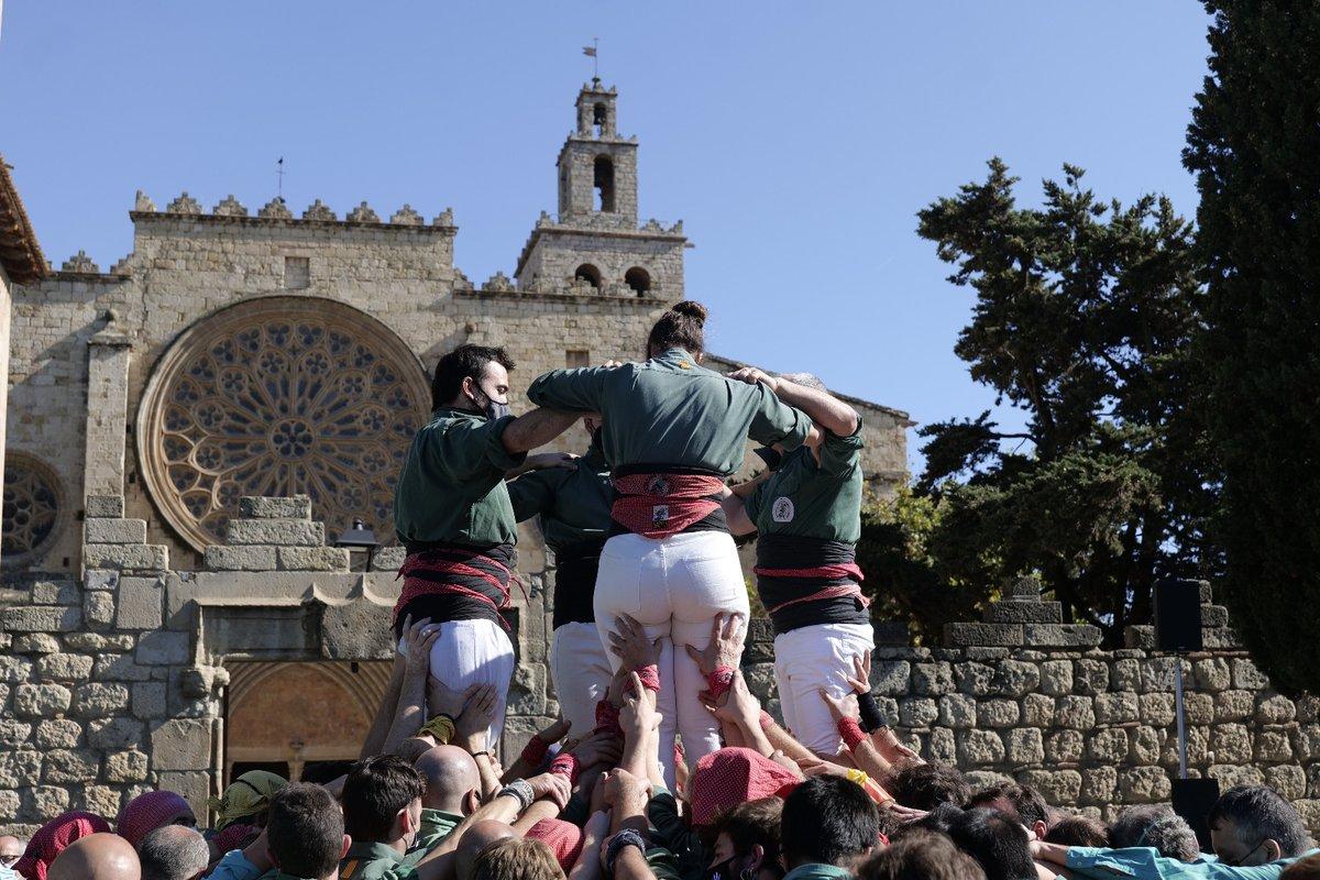 #Santcugat ha viscut un intens cap de setmana amb la celebració de la @FestadeTardor  💪La ciutat batega fort amb les seves entitats