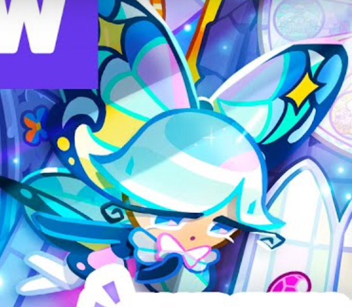 BEAUTIFUL, FLAWLESS, ADORABLE, I cannot wait to get her/them (I personally hc Sugar Glass as She/They)  #cookierun #sugarglasscookie https://t.co/5mJYmctE0n.