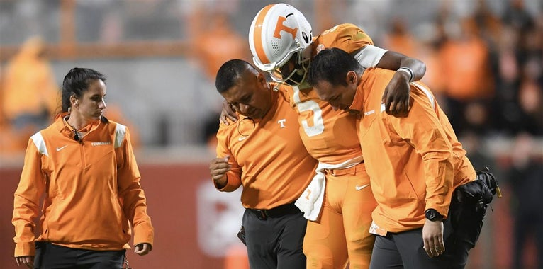 RT @GoVols247: #Vols will spend bye week 'trying to get some guys healthy'  https://t.co/6Do6CoIMg0 https://t.co/ynHgtys8Zd