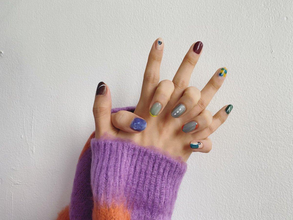 達成感😂🔥  どの指が好きですか!!!
