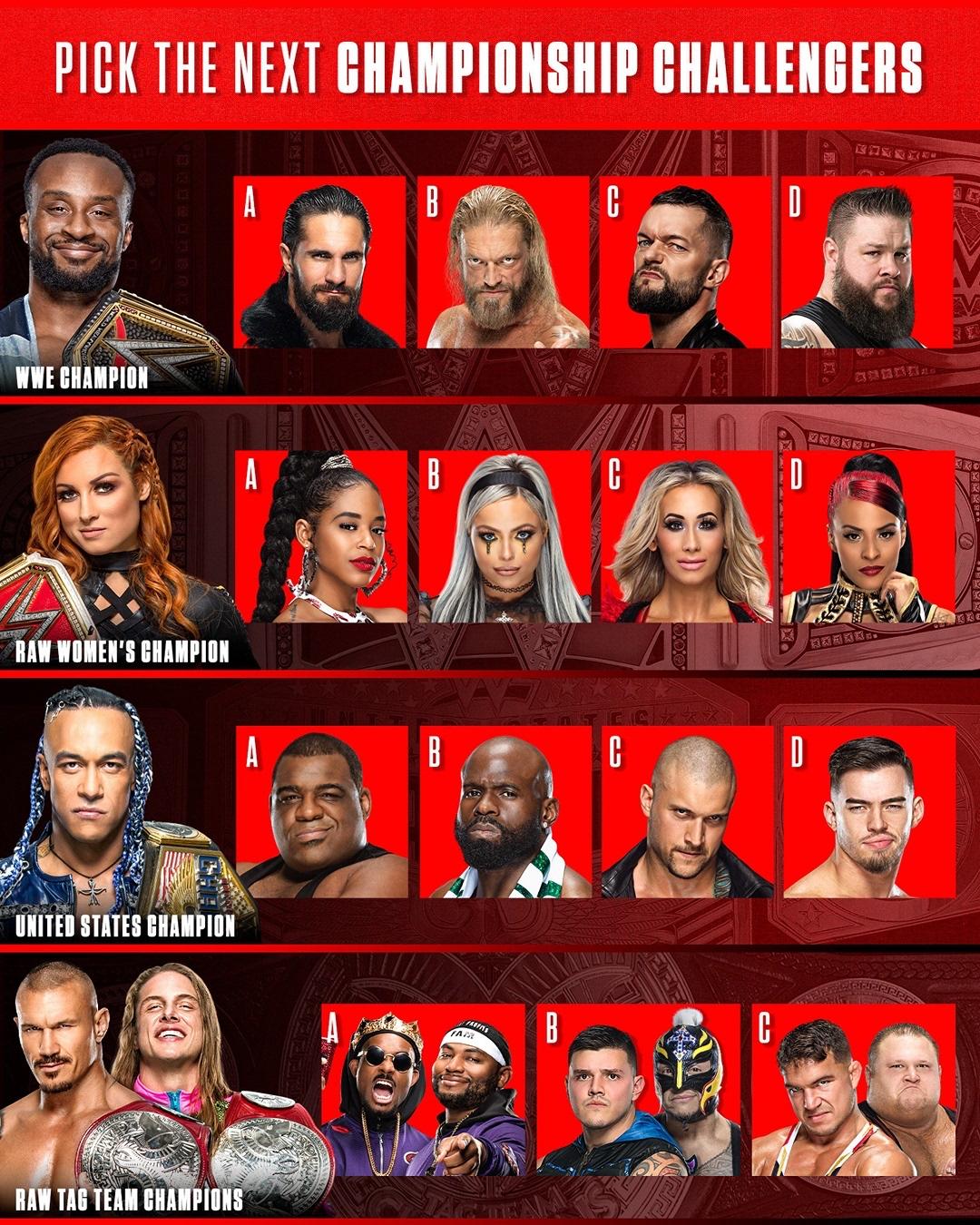 WWE Raw Preview (25/10/21): New Era Begins; Title Match Set 25