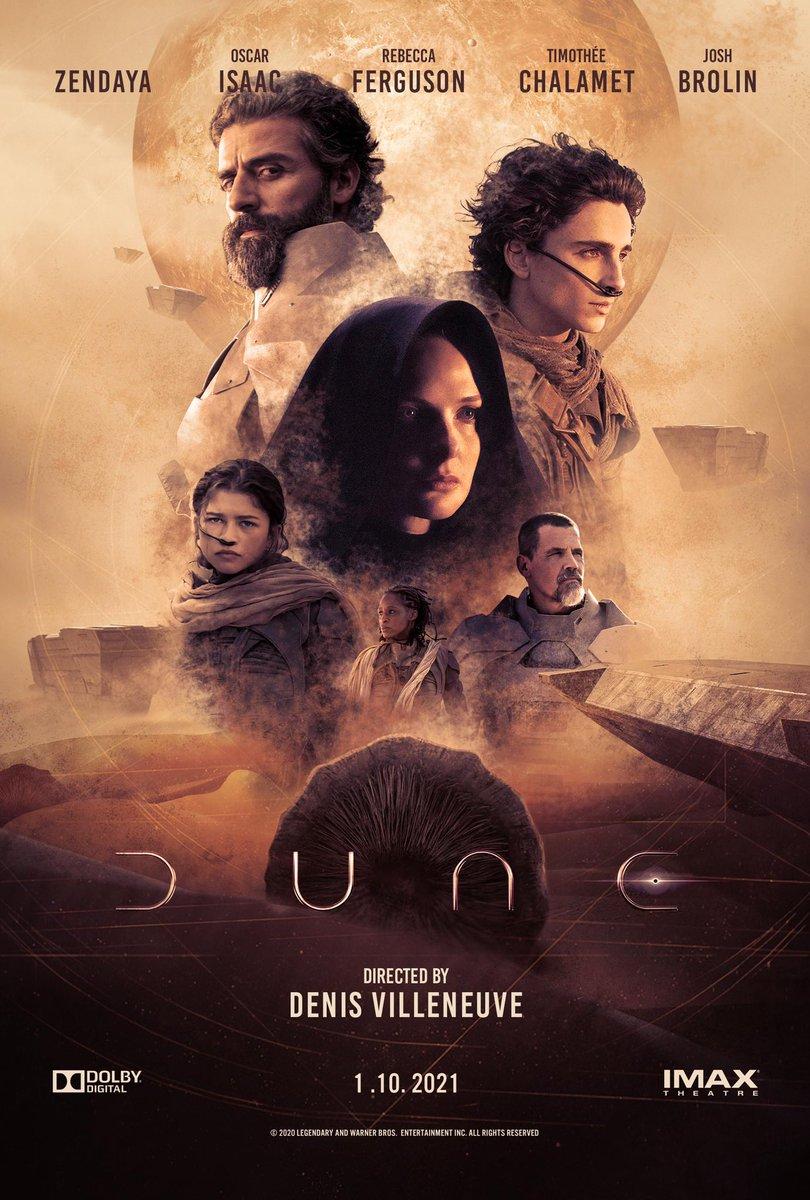 Guess what I'm watching for the second time…and now Lori is able to enter this amazing world.   #Dune #DuneMovie #DenisVilleneuve #HBOMax #SundayNightMovie #TimothyChalamet #PaulAtreides #Chani #DukeLeto #LadyJessica #GurneyHalleck #DuncanIdaho #Stilgar #Baron https://t.co/7h8jvk4m9B.