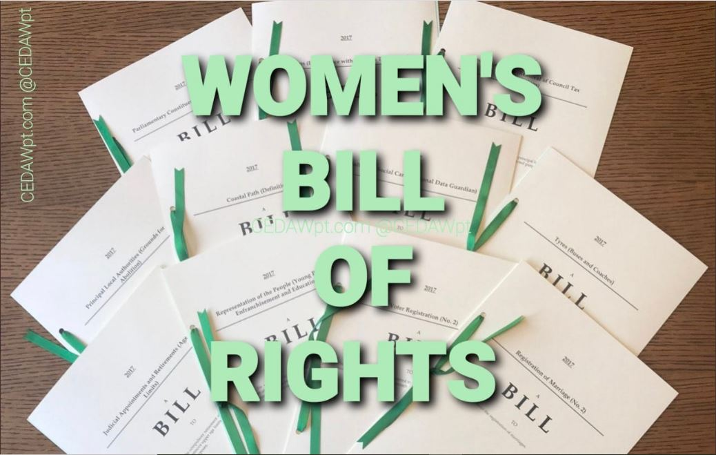 #SpendingReview 💷 #16Days #COP26Glasgow 🌍 #GenerationEquality  #UnitedNationsDay   Almost **150 Years** of Suffrage without a #WomensBillOfRights ♀️