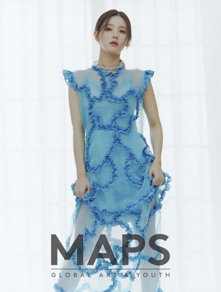 RT @searchmiyeon: #MIYEON for MAPS Magazine. https://t.co/TponGIzymK