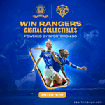 Image for the Tweet beginning: ⚽ WIN A RANGERS F.C