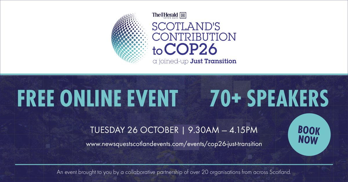 📣 Last chance to register for the #COPcontribution event tomorrow ⬇️⬇️ https://t.co/SkkR6slyiw