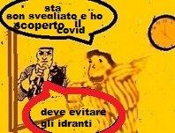 Ho il Covid