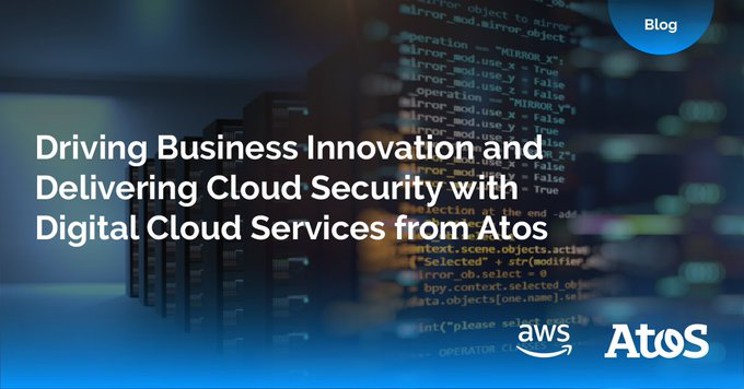 As customers migrate complex and critical workloads to @awscloud, they need more streamlined...