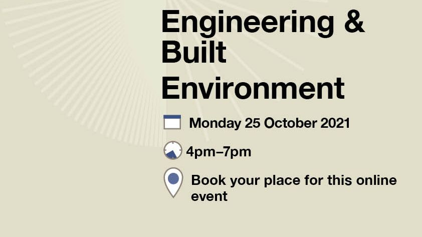We're excited to be attending the Engineering & #BuiltEnvironment Fair later today. Follow the link to book a session in with a member of the DLA team. https://t.co/TFkePobvBp
