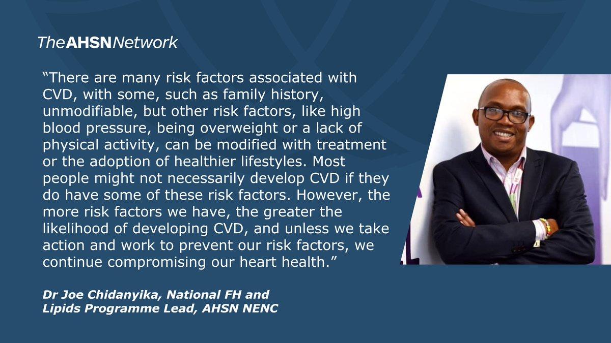 The AHSN Network tweet