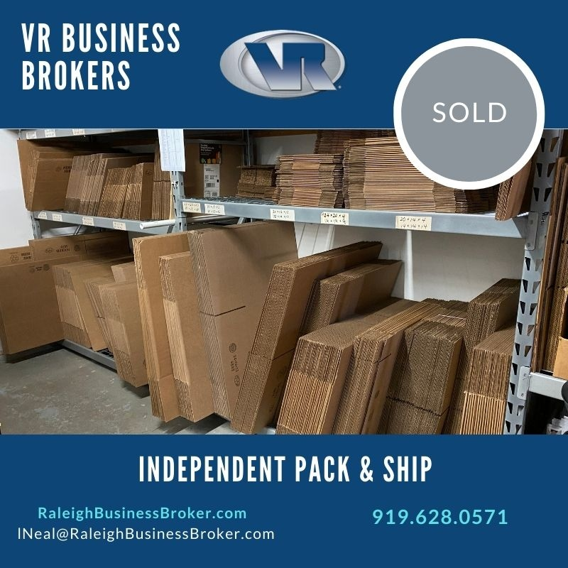 Independent Pack & Ship | Case Studies | VR Business Brokers of the Triangle  https://t.co/FGo4gmkA9Q  #SOLD #DoneDeal #SmallBusiness #CaseStudy #WakeForest #Raleigh #Durham #Cary https://t.co/POeSdaxP40.
