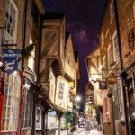 Image for the Tweet beginning: The Shambles, York. Where does
