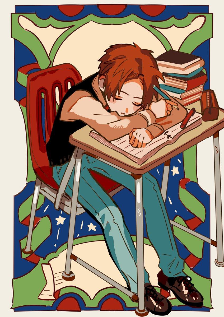 【クラスメイト/茜】 ……ぅん? ここはどk   #魔女と花子くん