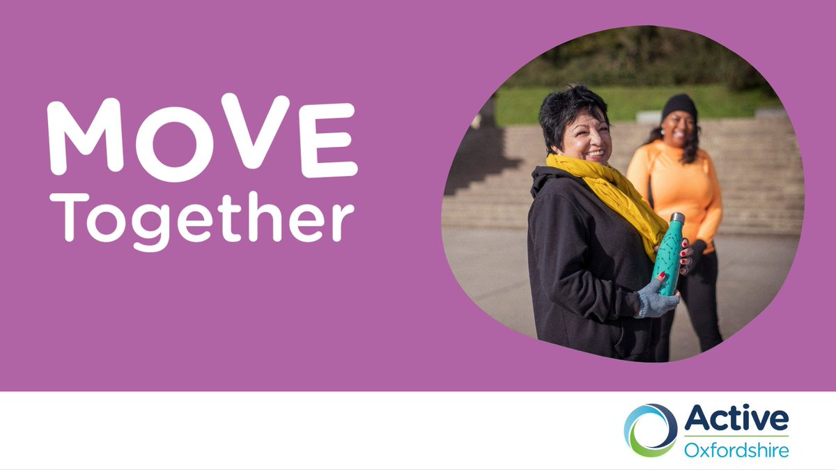 As winter approaches, it's vital that we can keep the most vulnerable people in #Oxfordshire moving as we recover from the COVID-19 crisis. It's quick and easy to refer local residents into #MoveTogether Learn more about it today: https://t.co/bAQyUEr56L #Oxon