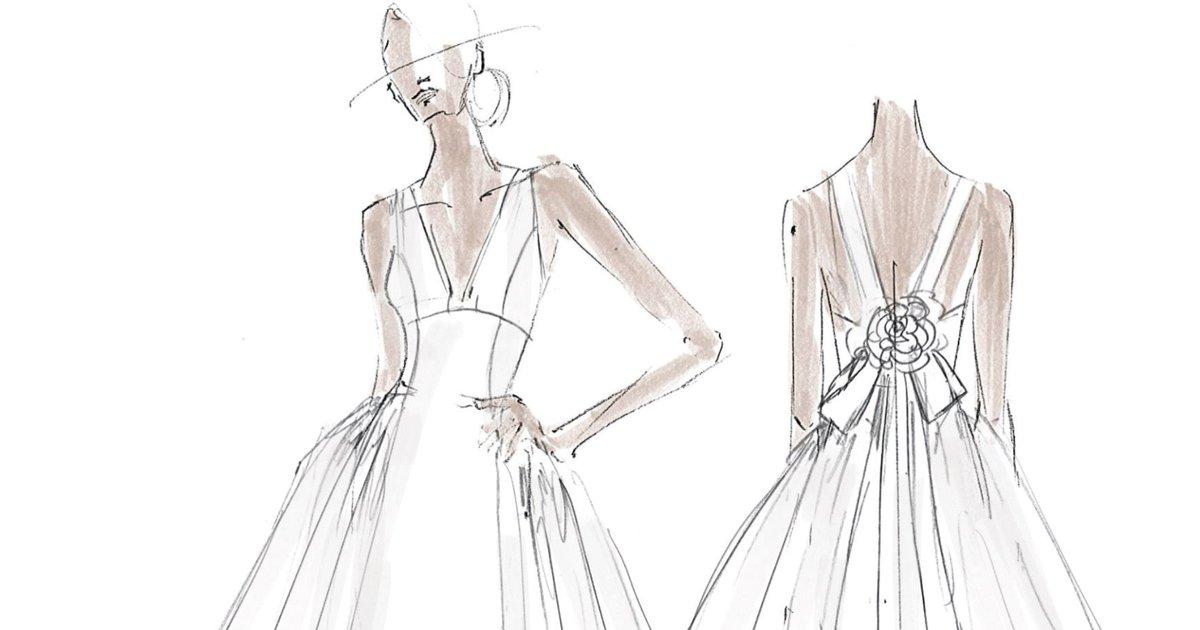 Next years wedding dress trends.  #bridal #wedding #weddingdress