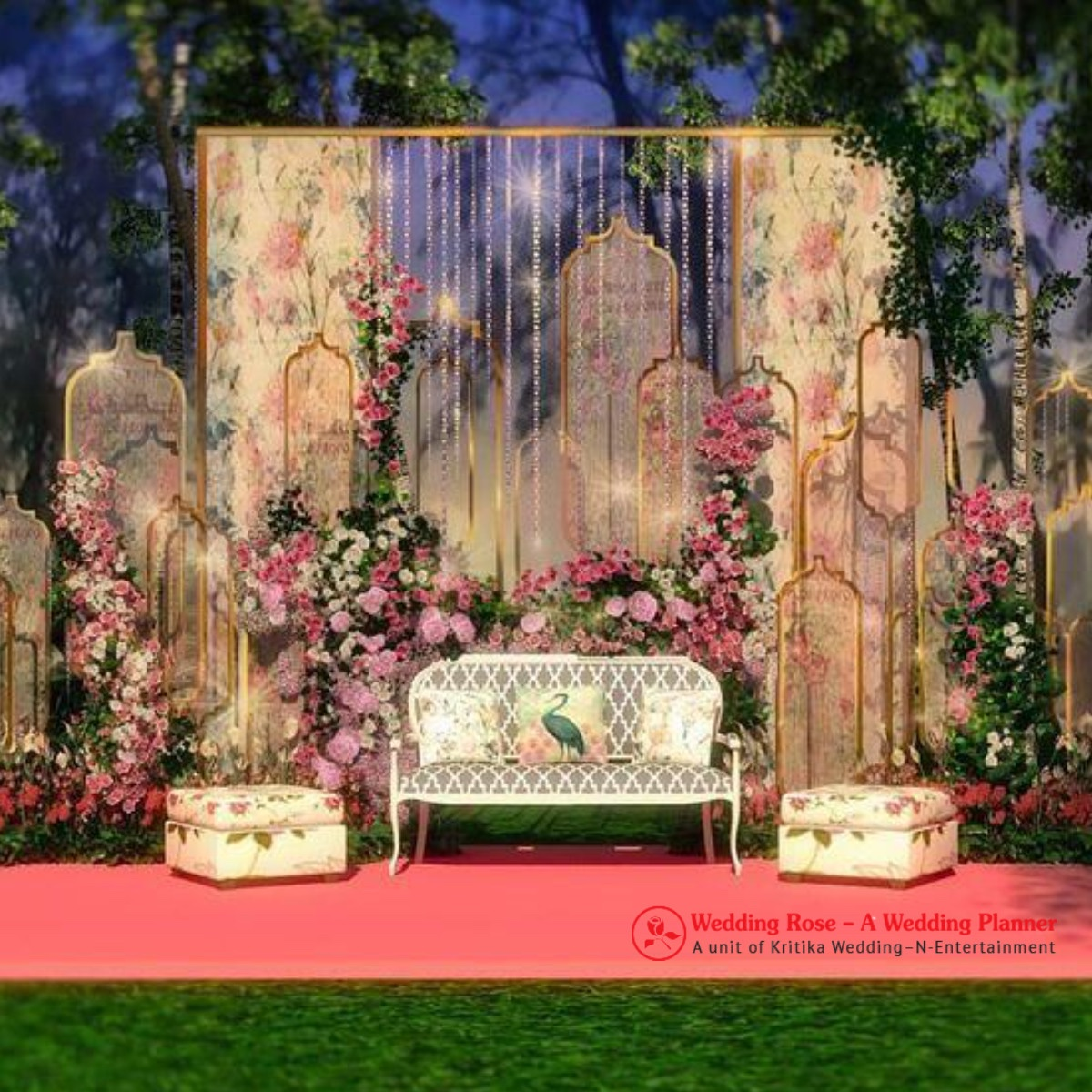 #wedding #weddingday #weddingplanner #eventmanagement #theweddingrose #eventplanner #decoration #weddingideas