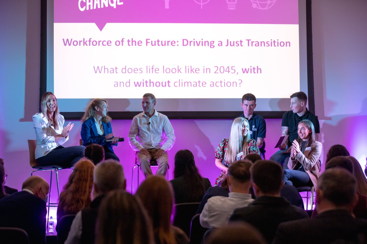There's still time to register for online @CENSIS121 conference 'Scotland's contribution to COP26: a joined-up just transition'.   @wearefuelchange @heraldscotland and others will explore #JustTransition themes including skills and empowering young people. Book your place now!⬇️