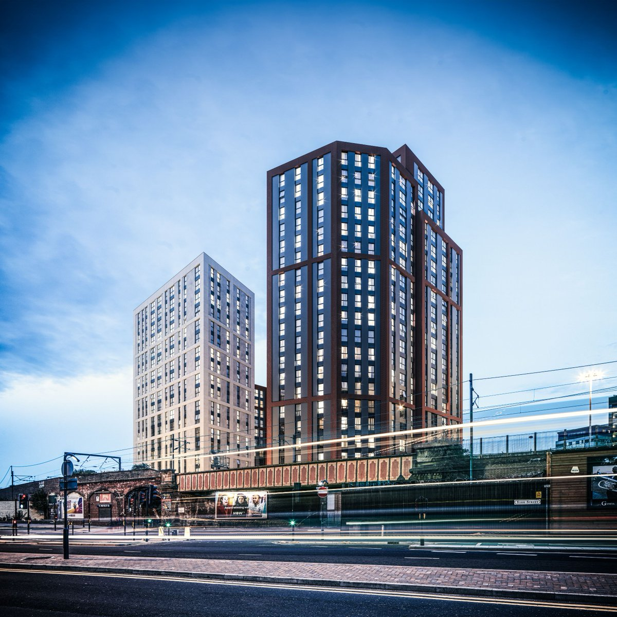 Exciting news and we're happy to be working on this brilliant development with @BriggsForrester#TorsionDevelopment #LeedsDevelopment #Construction