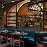 Achieving the perfect warm white isn't about the hue itself but balancing with the surroundings. @LightswitchINC's, Charles Foster brought in @Ketralighting's luminaires to achieve the right colors & lighting transitions at @CatchNY restaurant in Vegas: https://t.co/AL72cVpbGx