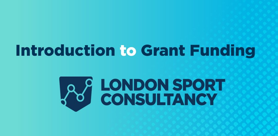How do you think creatively about your fundraising?  How can your organisation improve their grant readiness?   Join #LondonSportConsultancy and learn how you can better your funding strategy.  📅9 November   ⏰10:00-11:30   Register today ➡https://t.co/RsUCJagOvI https://t.co/IW9ik7qfwZ