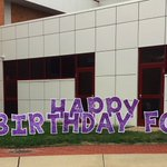 Image for the Tweet beginning: Happy 50th Birthday to our