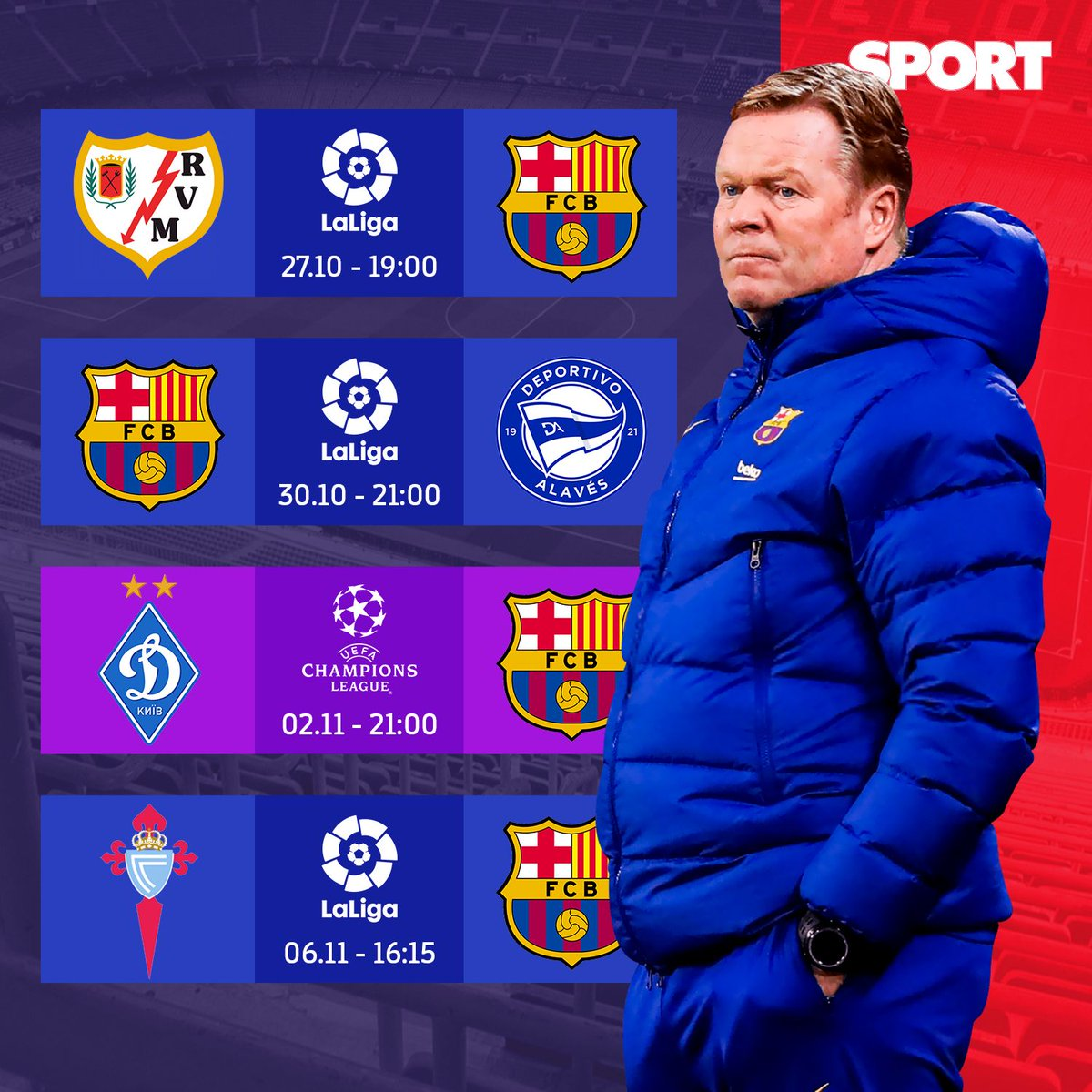 @sport's photo on Barca
