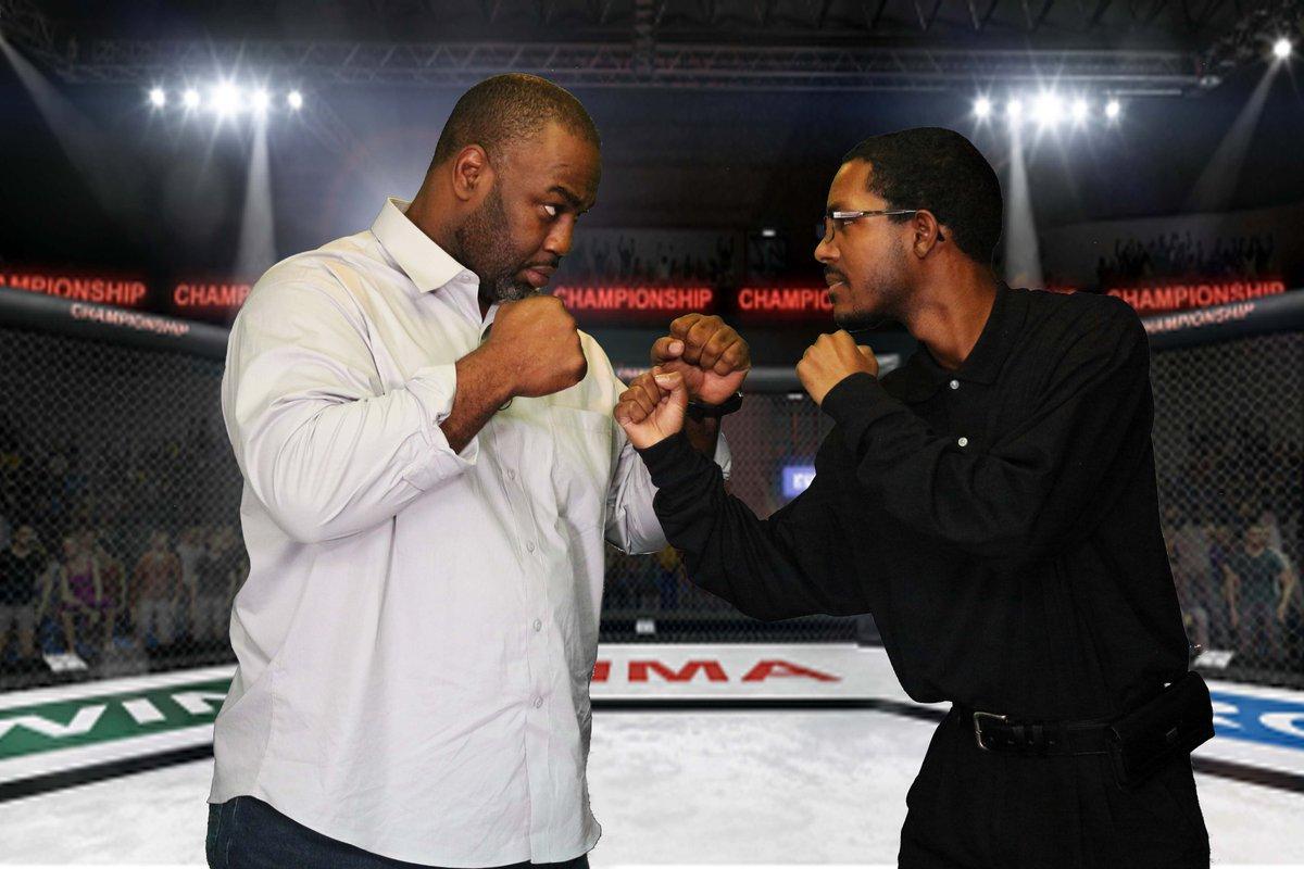 "Filming with Kenny ""Deuce"" Garner, the M1 Heavyweight Champion of the World!  #R2EMedia #JD3TV #M12TV #M12Radio #KennyDeuceGarner #MMA #HeavyweightChampion #Wrestling #UFC"