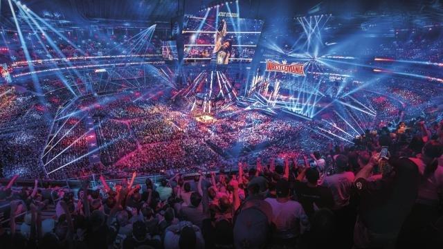 🚨🚨🚨¡Última hora!🚨🚨🚨  WWE anuncia que WrestleMania 38 se llevará a cabo en el transcurso de dos noches el sábado 2 de abril y el domingo 3 de abril desde el estadio AT&T en Dallas/Arlington.   #WrestleMania #wwe #dallas #arlington #wrestling