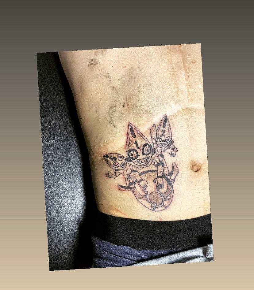 LINE   kyo92002 Instagram RoxyTattoo920 #Tattoo #タトゥーデザイン #タトゥー #和歌山タトゥー #tattooed #tattooing #blackwork #刺青 #入れ墨 #タトゥースタジオ #和彫り #洋彫り #follow #f4f #followback #art #フォローバック #タトゥーモニター #彫り師見習い